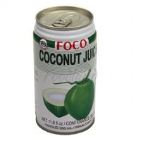 Coconut juice from young coconut FOCO 350ml
