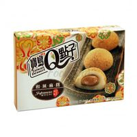 Japanese Mochi cake with peanuts Q Brand 210 g