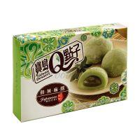 Japanese Mochi cake green tea Q Brand 210g