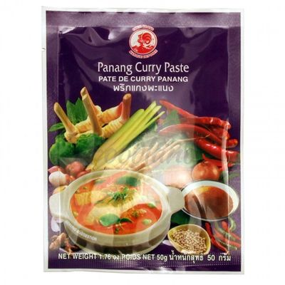 Panang curry paste COCK-BRAND 50 g | Foodland