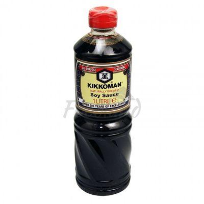 soy sauce - KIKKOMAN - 1000 ml