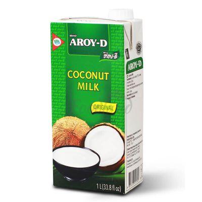 Coconut milk - AROY-D 1000ml
