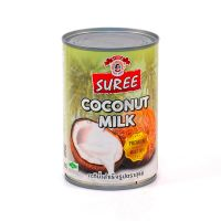 Coconut milk SUREE 400 ml 8-10%