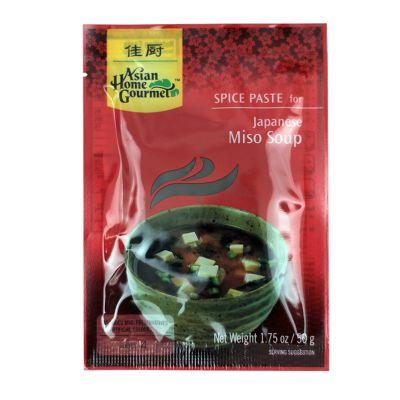 Miso Soup base ASIAN HOME GOURMET 50g