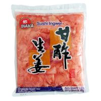 Pickled ginger on sushi - pink INAKA 1,45g