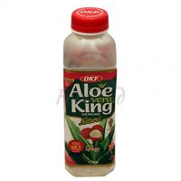 ALOE VERA DRINK  STRAWBERRY OKF KING 500 ml