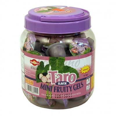 Mini Fruit Gels TARO 1000 g