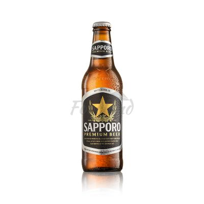 Beer SAPPORO premium 330 ml