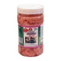 Pink pickled sushi ginger INAKA 340 g