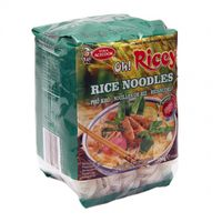 Wide rice noodles PHO OH! RICEY 500 g
