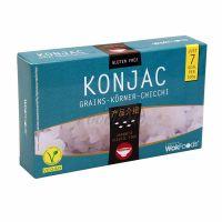 Shirataki (konjac) grains WOKFOODS 300 g/ 200 g
