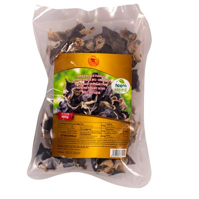 Wood Ears, dried PREMIUM 100 g