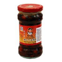 Kohlabi, peanuts and tofu in Chili oil LAO GAN MA 280 g