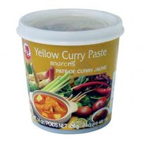 Yellow curry paste COCK- BRAND 400g