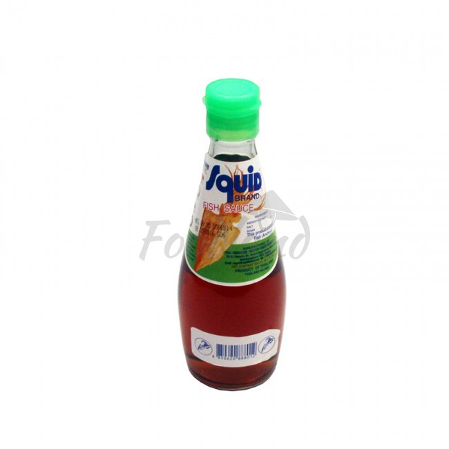 Fish sauce squid brand 300 ml foodland for Fish sauce brands