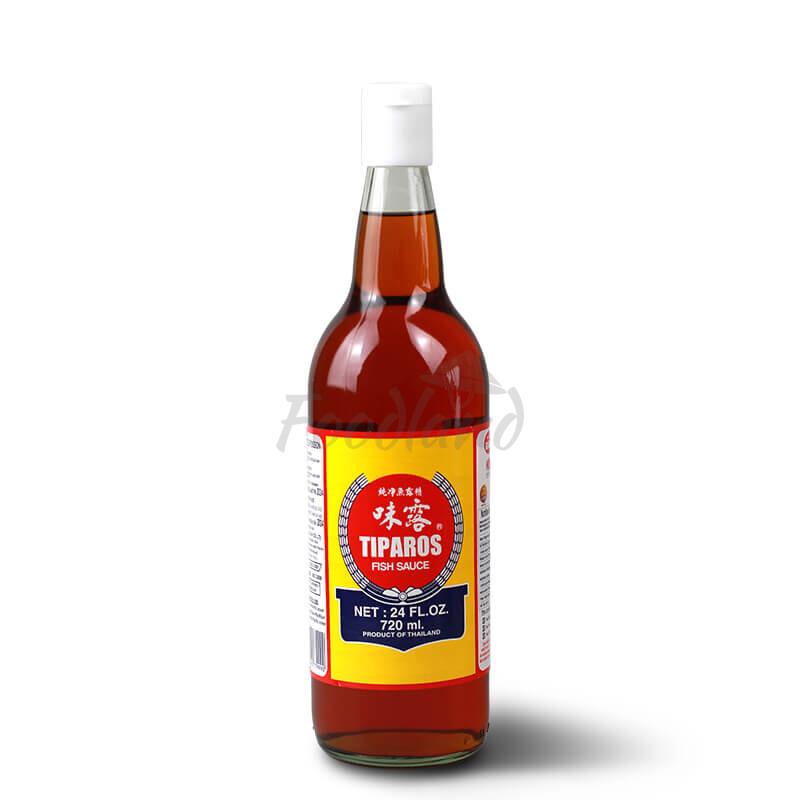 Fish sauce tiparos 720 ml foodland for Tiparos fish sauce