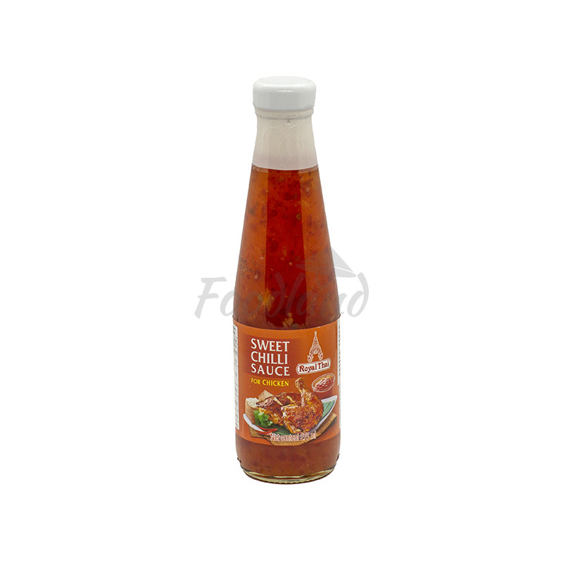 Sweet Chili Sauce For Chicken Royal Thai 310 G 275 Ml Foodland