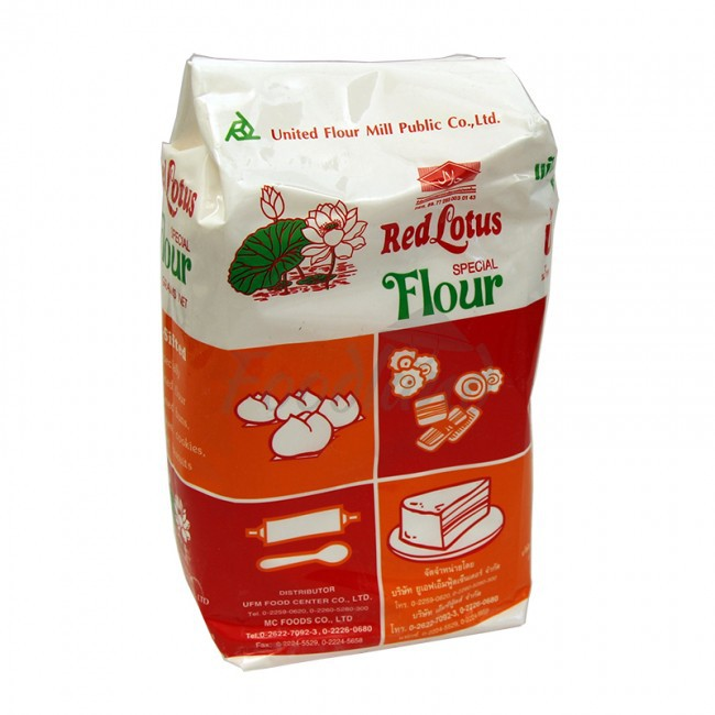 Special Flour RED LOTUS 1 kg | Foodland